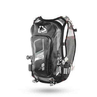 Leatt GPX Trail WP 2.0 Hydration Backpack - Black Grey