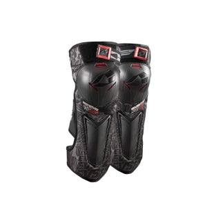 EVS SC06 Knee Guards Pair Boys Knee Protection - Black