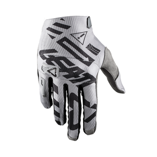 Leatt GPX 3.5 Lite Enduro and Motocross Gloves - Steel