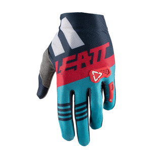 Leatt GPX 2.5 XFlow Enduro and Motocross Gloves - Ink Blue
