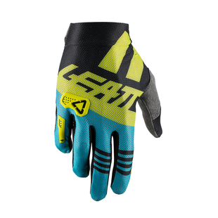 Leatt GPX 2.5 XFlow Enduro and Motocross Gloves - Black Lime