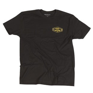 Fasthouse StationTee Short Sleeve T-Shirt - Black