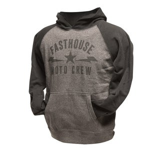 Fasthouse Moto Crew BoltHoodie Boys Pullover Hoody - Moto Crew Bolt Youth Hoodie