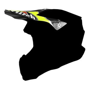 Airoh Twist Helmet Peak - Cairoli Mantova Yellow