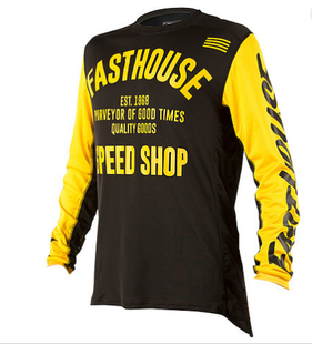 Fasthouse Jersey Motocross Jerseys - Classic L1 Yellow
