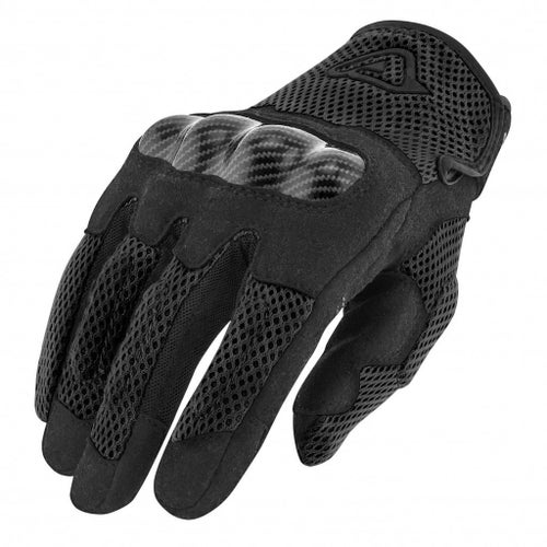 Acerbis Ramsey My Vented Dual Bike Gloves - Black