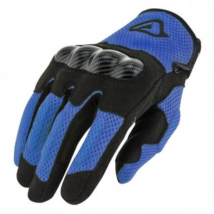 Acerbis Ramsey My Vented Dual Bike Gloves - Blue