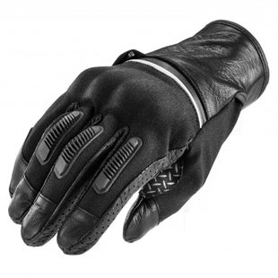 Acerbis Irvine Dual Bike Gloves - Black