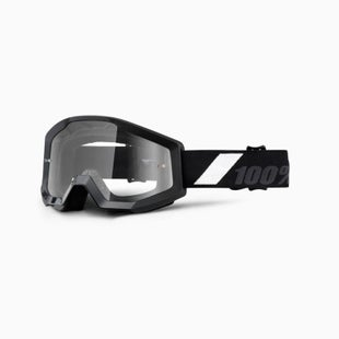 100 Percent Strata YOUTH Motocross Goggles - Clear Lens