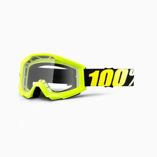 100 Percent Strata MX Brillen - Clear Lens