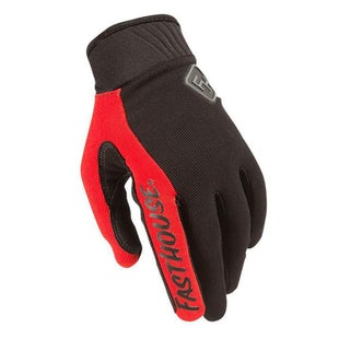 Fasthouse Grindhouse 20 Motocross Gloves - Red