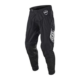 Troy Lee SE AIR Solo MX Motocross Pants Motocross Pants - Black