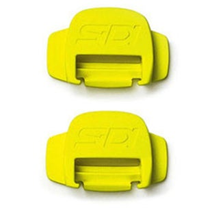 Sidi ST Air Strap Holder For Buckle Motocross Boot Spares - Fluo Yellow