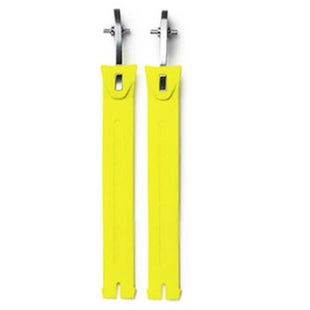 Motocross Boot Spares Sidi MX Strap For Pop Buckle Long - Fluo Yellow