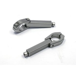 Zeta Armor Replacement Clamps for 222 mm Bars Long Bar Clamps - Ex