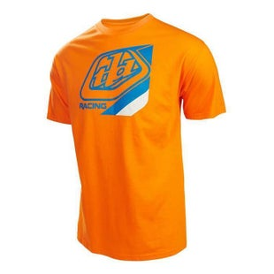 Troy Lee Precision Short Sleeve T-Shirt - Orange