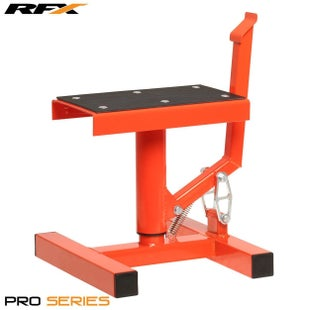 RFX Pro Single Pillar Lift up Lift Stand - Orange