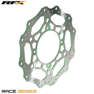 RFX Race Front Disc (green) Kawasaki Kx125 89-02 Kx250 87-02 Brake Disc - Green