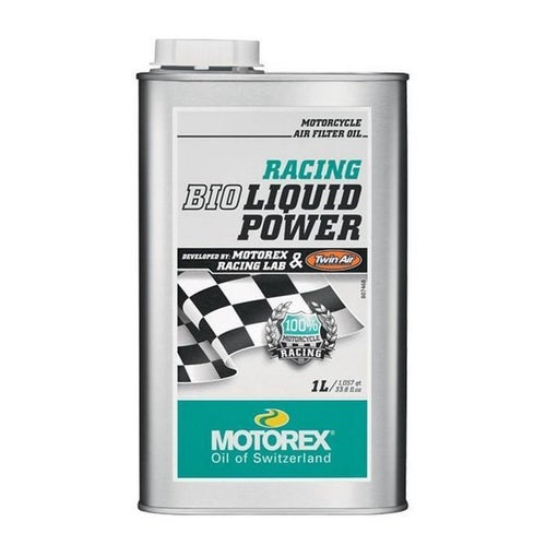 Motorex Racing Filter Oil Bio Air Filter Oil - 1 Litre