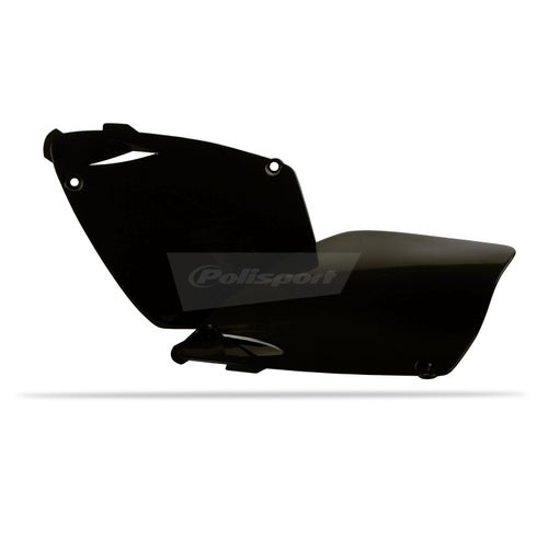 Polisport Plastics Side Panel KTM EXC 4Stroke 00 Side Panel Plastic - 03 Black