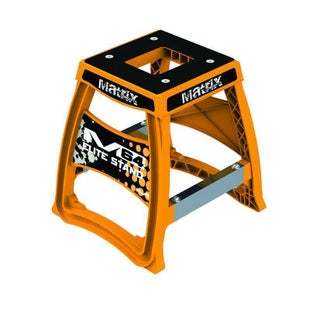 Box Stand Matrix M64 Elite Bike Stand - Orange