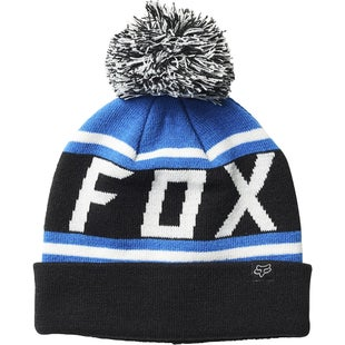 Fox Racing Throwback Beanie - Blk/blu