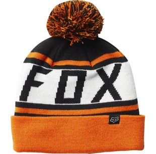 Fox Racing Throwback Beanie - Blk/org
