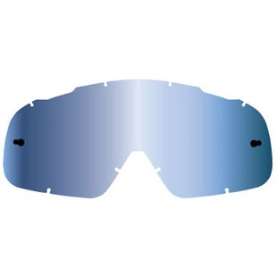 Fox Racing Air Space Spark Motocross Goggle Lense - Blue Spark