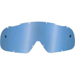 Fox Racing Air Space Std Motocross Goggle Lense - Blue