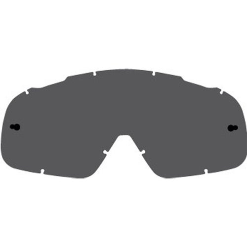 Fox Racing Air Space Coloured Motocross Goggle Lense - Grey