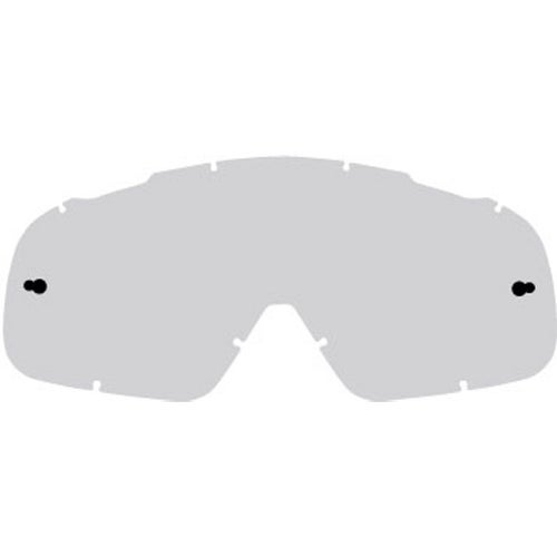 Fox Racing Air Space Coloured Motocross Goggle Lense - Clear