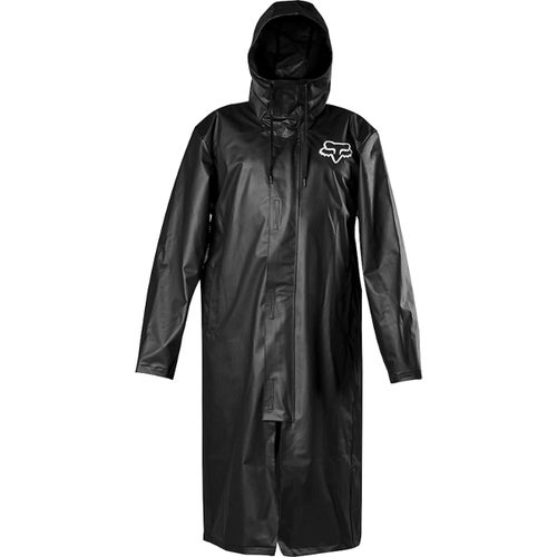 Fox Racing Pit Rain Jacket - Black