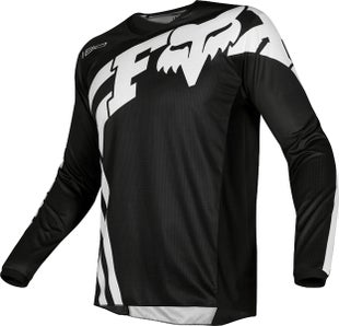 Fox Racing 180 Cota Jersey Motocross Jerseys - Blk