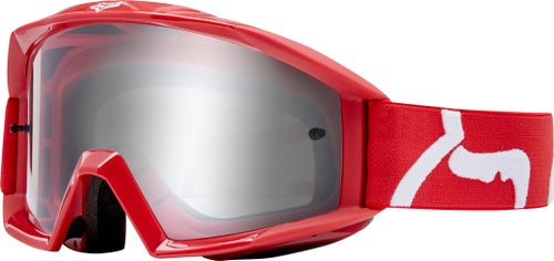 Fox Racing Main Race YOUTH Motocross Goggles - Rd