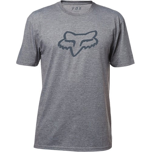 Fox Racing Tournament Tech Short Sleeve T-Shirt - Htr Graph