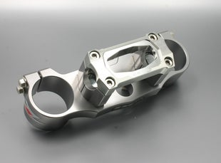 Zeta Top Clamp SX Honda CRF450 08 Top Clamp - silver