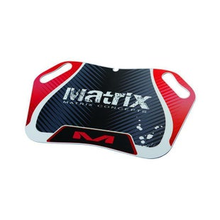 Matrix M25 Pit Board Rider Pit Accessory - Red