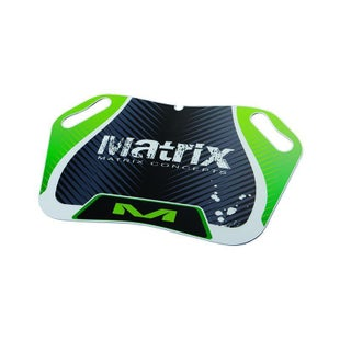 Matrix M25 Pit Board Rider Pit Accessory - Green