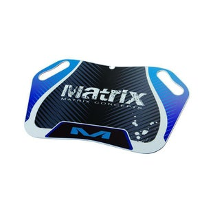 Matrix M25 Pit Board Rider Pit Accessory - Blue