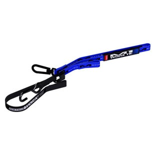 "Tie Downs Matrix M1 Worx TieDown - Pair 1.0"" Blue"
