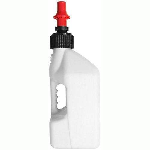 Fuel Can And Refueling Tuff Jug 10 Litre Motocross and Enduro ReFuelling Can inc Ripper Valve - WR