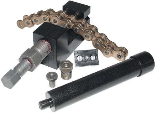 Motion Pro Jumbo Chain Breaker Tool Chain Breakers & Riveting - umbo Chain Breaker Tool
