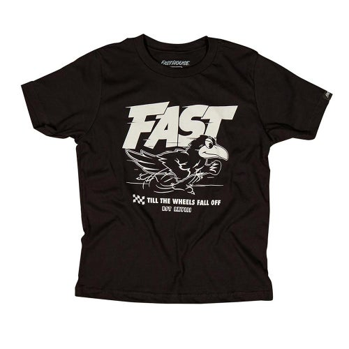 Fasthouse George Youth Short Sleeve T-Shirt - Black