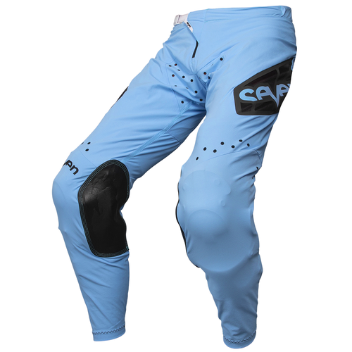 Calças MX Seven 19.1 Zero Youth Raider - Blue Black