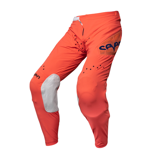 Seven 19.1 Zero Youth Victory Motocross Pants - Coral Navy