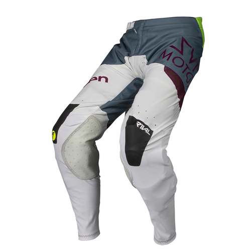 Seven 19.1 Rival Trooper Motocross Pants - Steel