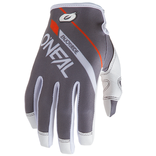 O Neal Mayhem Glove Rizer Motocross Gloves - Gray