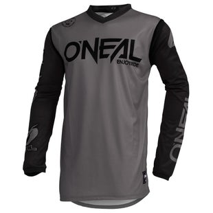 O Neal Threat Rider Motocross Jerseys - Gray
