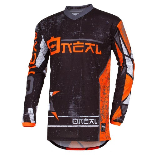 O Neal Element Jersey Zen Motocross Jerseys - Orange