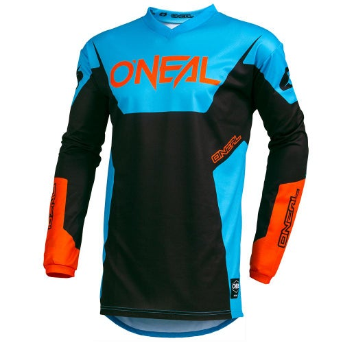 O Neal Element Jersey Racewear Motocross Jerseys - Blue
